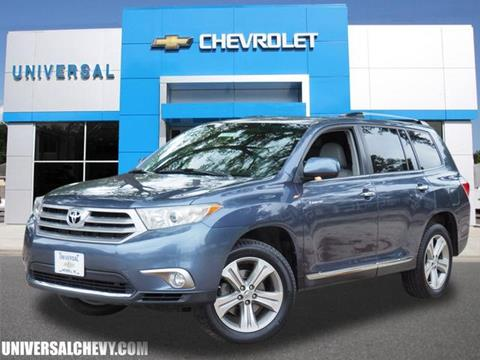 2012 Toyota Highlander for sale in Wendell, NC