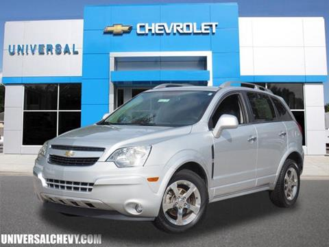 2013 Chevrolet Captiva Sport for sale in Wendell, NC