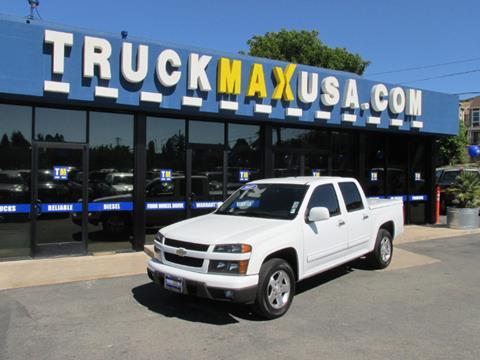 2011 Chevrolet Colorado for sale in Petaluma, CA