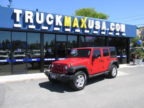 2014 Jeep Wrangler Unlimited for sale in Petaluma, CA