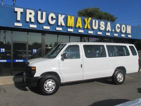 2013 Ford E-Series Wagon for sale in Petaluma, CA