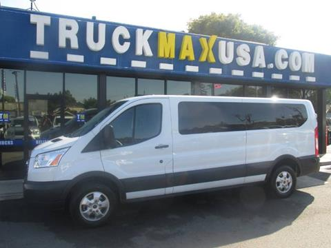 2017 Ford Transit 350 Wagon >> 2017 Ford Transit Passenger For Sale In Petaluma Ca