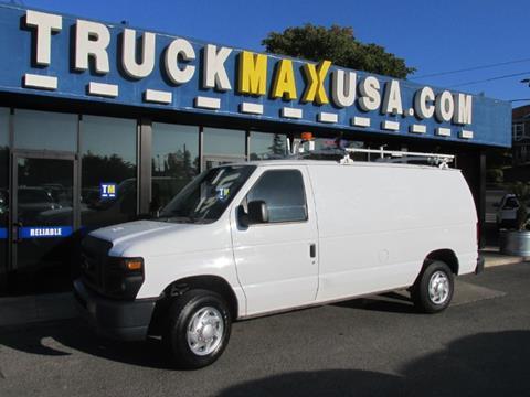 2009 Ford E-Series Cargo for sale in Petaluma, CA