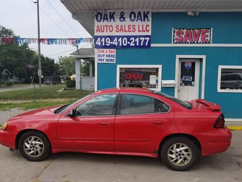 2003 Pontiac Grand Am for sale in Toledo, OH