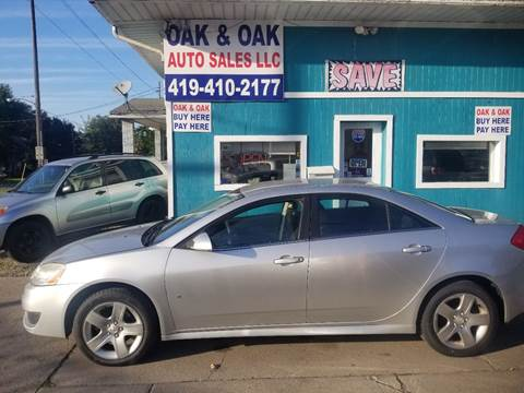 2010 Pontiac G6 for sale in Toledo, OH