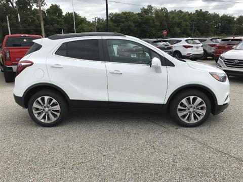 2017 Buick Encore for sale in Goshen IN