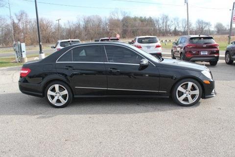 2011 Mercedes-Benz E-Class for sale in Goshen, IN