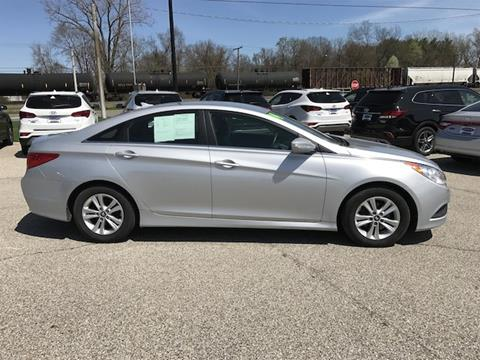 2014 Hyundai Sonata for sale in Goshen, IN