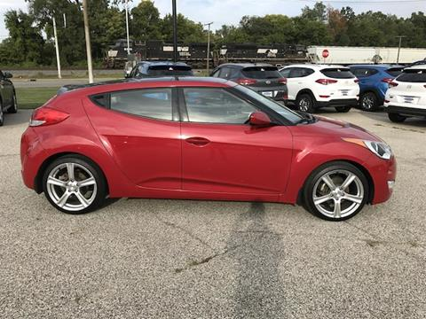 2012 Hyundai Veloster for sale in Goshen, IN