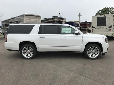 2017 GMC Yukon XL for sale in Goshen IN