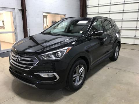 2017 Hyundai Santa Fe Sport for sale in Goshen IN