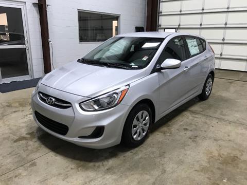2017 Hyundai Accent for sale in Goshen IN