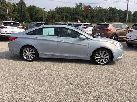 2012 Hyundai Sonata for sale in Goshen IN