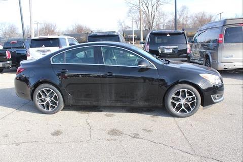 2017 Buick Regal for sale in Goshen IN