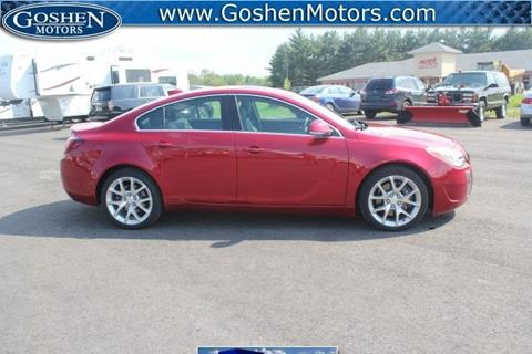 2015 Buick Regal for sale in Goshen IN