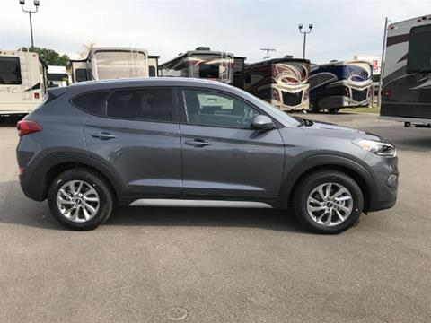 2017 Hyundai Tucson for sale in Goshen IN