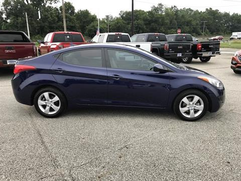 2013 Hyundai Elantra for sale in Goshen IN
