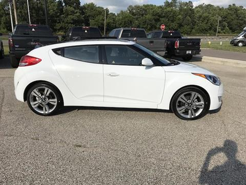 2017 Hyundai Veloster for sale in Goshen, IN