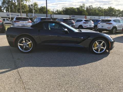 2014 Chevrolet Corvette for sale in Goshen IN