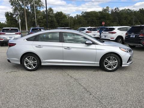 2018 Hyundai Sonata for sale in Goshen IN