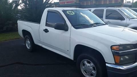 2006 Chevrolet Colorado for sale at 5 Star Auto Sales in Murfreesboro TN