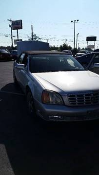 2000 Cadillac DeVille for sale at 5 Star Auto Sales in Murfreesboro TN