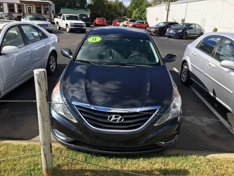 2011 Hyundai Sonata for sale at 5 Star Auto Sales in Murfreesboro TN