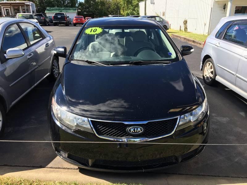 2010 Kia Forte for sale at 5 Star Auto Sales in Murfreesboro TN