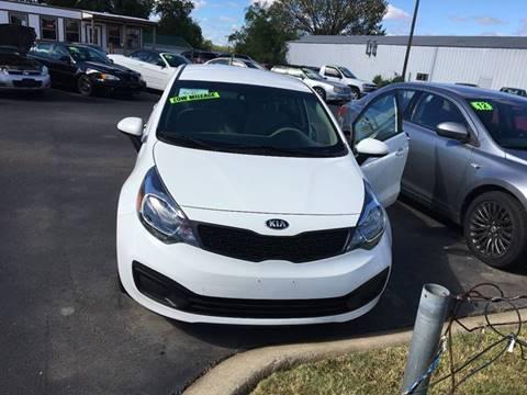 2015 Kia Rio for sale at 5 Star Auto Sales in Murfreesboro TN