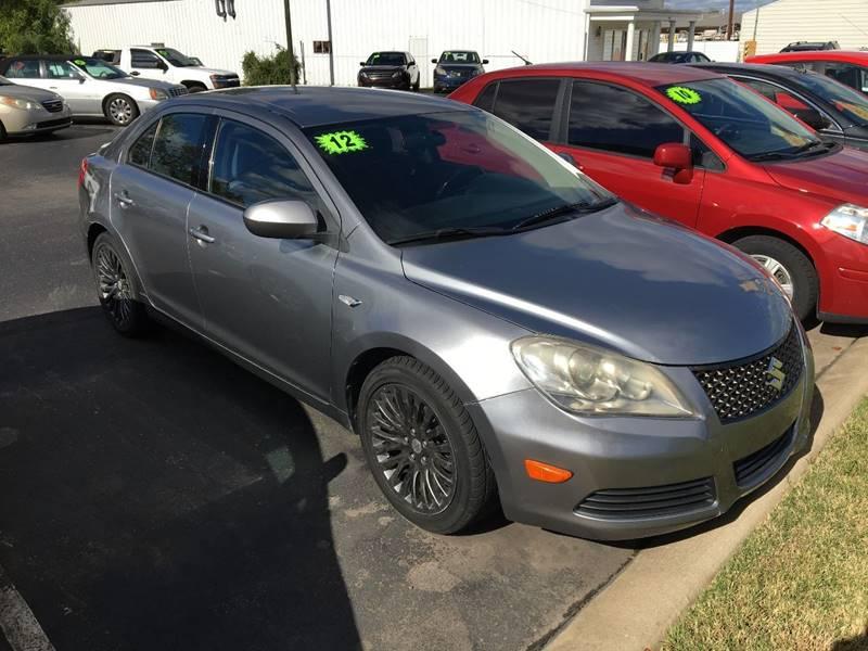 2012 Suzuki Kizashi for sale at 5 Star Auto Sales in Murfreesboro TN
