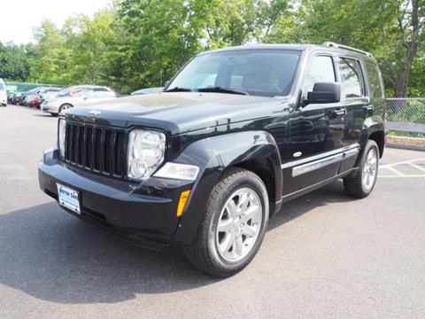 2012 Jeep Liberty for sale in Bridgewater, MA