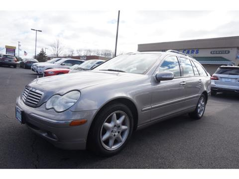 2004 Mercedes-Benz C-Class for sale in Bridgewater, MA