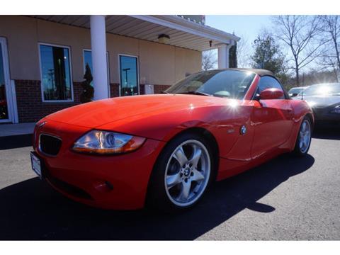 2003 BMW Z4 for sale in Bridgewater, MA