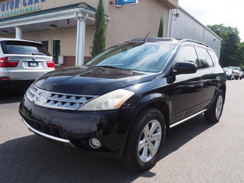 2007 Nissan Murano for sale in Bridgewater, MA
