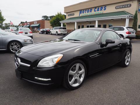 2013 Mercedes-Benz SLK for sale in Bridgewater, MA