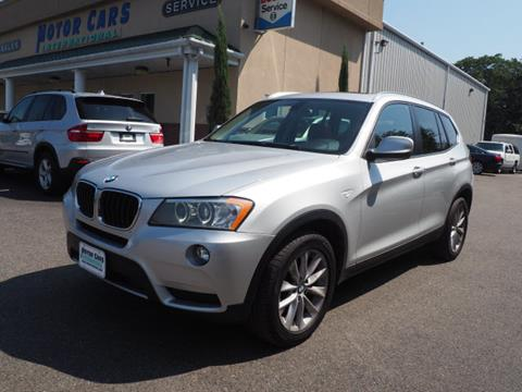 2013 BMW X3 for sale in Bridgewater, MA