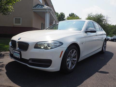 2014 BMW 5 Series for sale in Bridgewater, MA