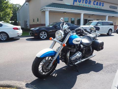 2012 Triumph America for sale in Bridgewater, MA