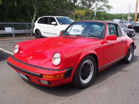 1986 Porsche 911 for sale in Bridgewater, MA