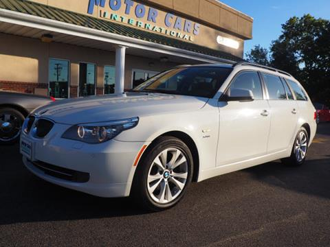 2010 BMW 5 Series for sale in Bridgewater, MA
