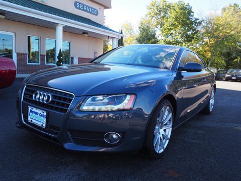2011 Audi A5 for sale in Bridgewater, MA