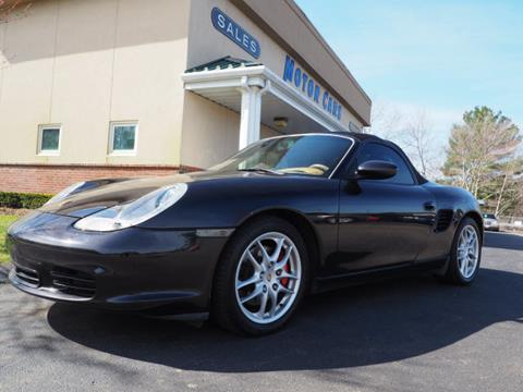 used 2003 porsche boxster for sale. Black Bedroom Furniture Sets. Home Design Ideas