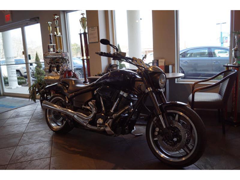 2003 Yamaha XV1700PC