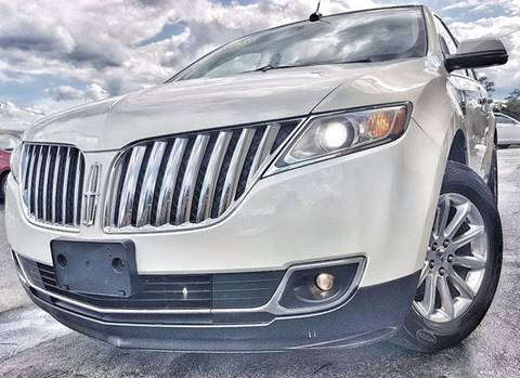 2012 Lincoln MKX for sale in Norcross, GA