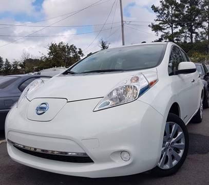 2015 Nissan LEAF for sale in Norcross, GA