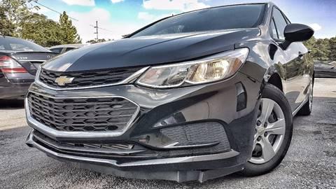 2016 Chevrolet Cruze for sale in Norcross, GA