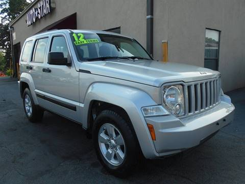 2012 Jeep Liberty for sale in Norcross, GA