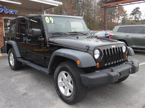 2009 Jeep Wrangler Unlimited for sale in Norcross, GA