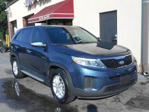 2015 Kia Sorento for sale at AutoStar Norcross in Norcross GA