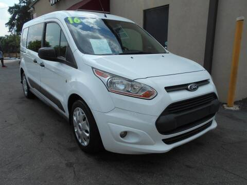2016 Ford Transit Connect Cargo for sale at AutoStar Norcross in Norcross GA